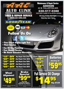 Auto Repair Coupon Offers